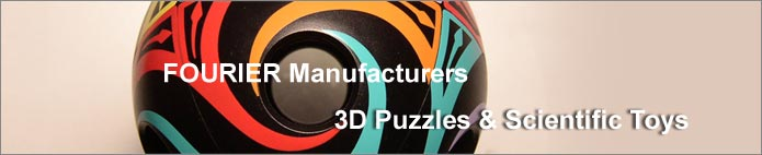 Fourier Manufacturers 3D Puzzles & Scientific Toys
